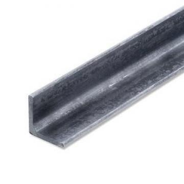 Equal slotted angle bar ASTM A36 SS400 Angle Bar