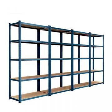China factory supply light duty warehouse rivet storage rack / metal shelving