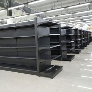 NJTZHJ Factory Direct Produced metal shelving system supermarket metal shelving for sale