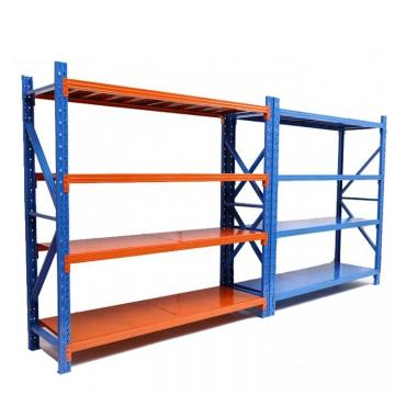 "5-Shelf Steel Shelving Unit 30"" Width x 60"" Height x 12"" Length Red Shelving"