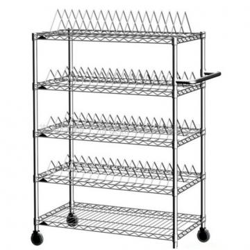 adjustable white storage wire closet organizer shelving with pants rack