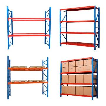 Muti-function Heavy Duty Stainless Steel Metal Shelf Warehouse Factory Storage Racks