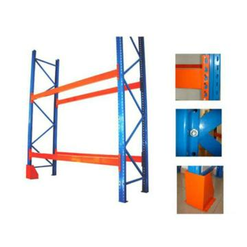 Adjustable shelf knock down light duty warehouse metal storage rack /shelf