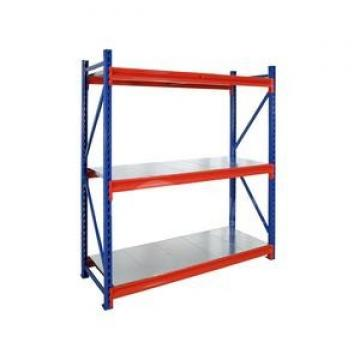 Industry Warehouse Medium Duty Long span commercial shelving and pallet racking manufacturer