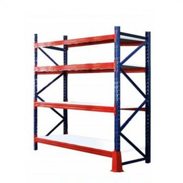 Chinese supplier medium duty steel fabric roll shelf racks with ISO CE certificate