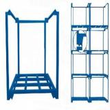 China warehouse system storage racks/iron storage shelf/ storage shelf price